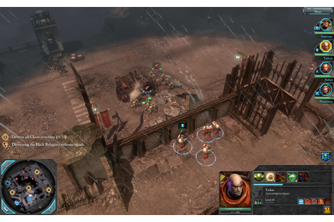 Warhammer 40,000: Dawn of War II - Chaos Rising ...