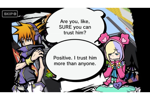 The World Ends With You: Final Remix Review – A Shoddy ...