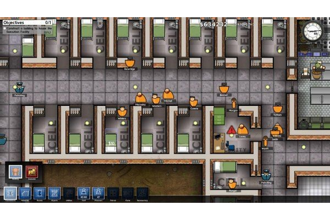 Prison Architect PC Preview | GameWatcher