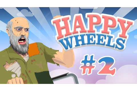 Happy Wheels Game play - Episode 2 - I AM THE ONE! - YouTube
