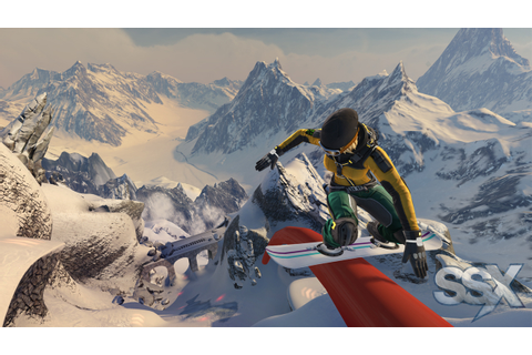SSX (PS3 / PlayStation 3) Game Profile | News, Reviews ...