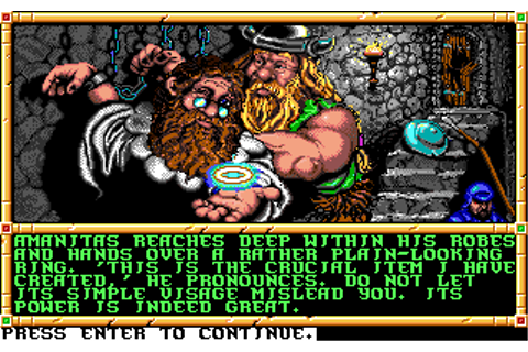 The CRPG Addict: Gateway to the Savage Frontier: In the Groove