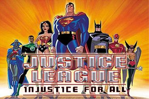 Justice league: Injustice for all - Symbian game. Justice ...
