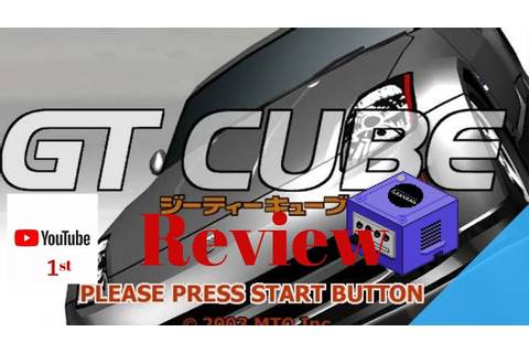 GT Cube Review for the GameCube - YouTube