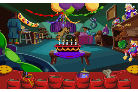Fatty Bear's Birthday Surprise - My Abandonware