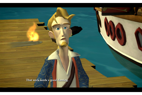Classic Games – Tales Of Monkey Island | Junglebiscuit