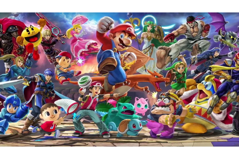 Super Smash Bros. Ultimate - Hands-On Preview | Attack of ...