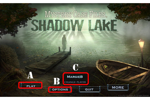 Mystery Case Files: Shadow Lake Walkthrough, Guide, & Tips ...