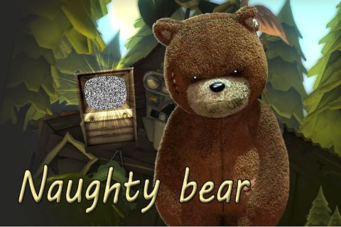Naughty bear iPhone game - free. Download ipa for iPad ...