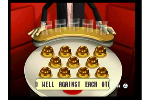 Golden Balls Wii Gameplay - YouTube