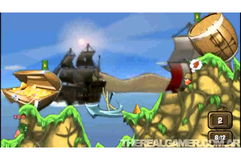 Worms: Open Warfare 2 APK + ISO PSP Download For Free