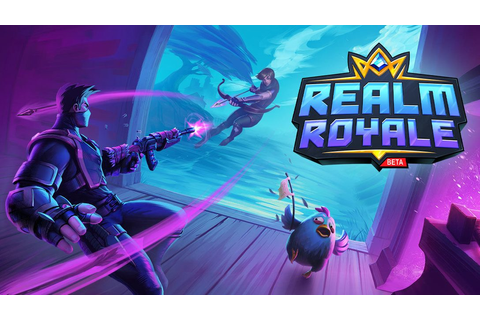 F2P Multiplayer Realm Royale Launches Open Beta Today on ...