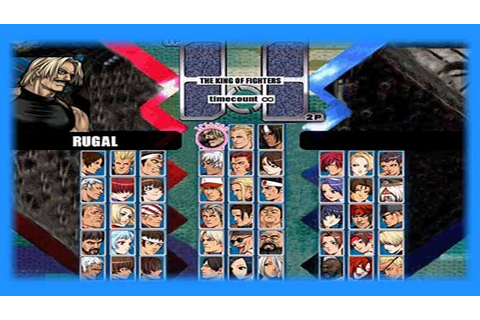 The King of Fighters Neowave - Mugen Download | GO GO Free ...