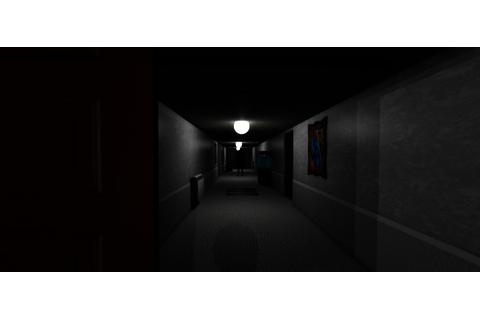 Corridor image - Shadows: A Short Horror Game - Indie DB