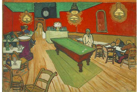 Vincent van Gogh images Night Cafe wallpaper and ...