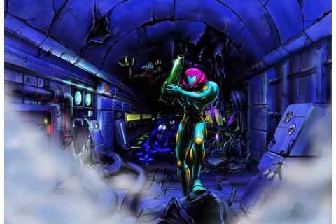 Newly Discovered Trick Transforms A Metroid Speedrunning Scene