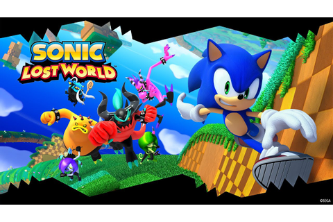 Sonic Lost World | PC Launch Trailer - YouTube
