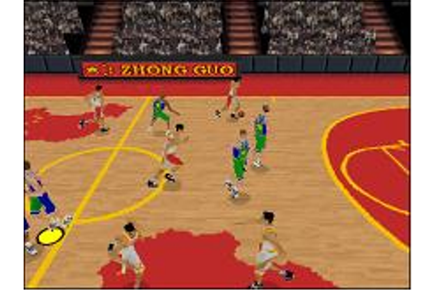 World League Basketball Download (1997 Sports Game)