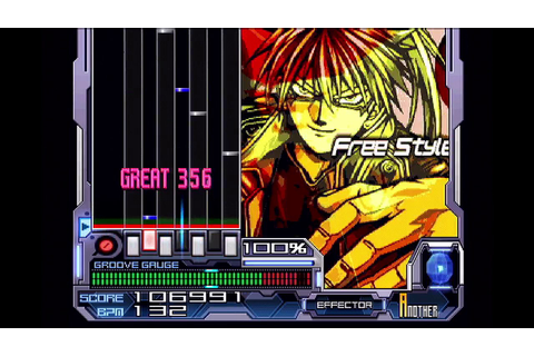 Beatmania IIDX 6th Style - Free Style [ANOTHER] - YouTube