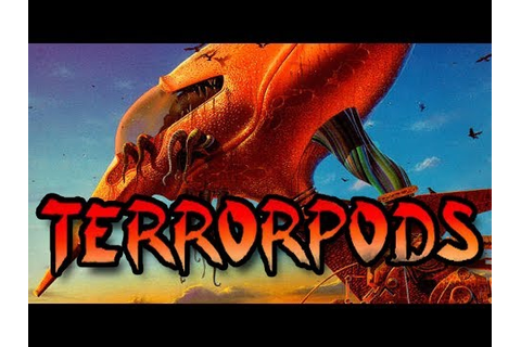 LGR - Terrorpods - Amiga Game Review - YouTube