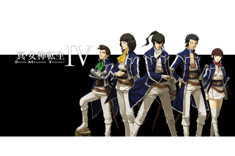 Shin Megami Tensei IV | Nintendo 3DS download software ...