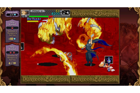 Dungeons & Dragons: Chronicles of Mystara - Buy and ...