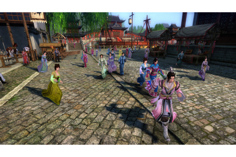 Age of Wulin Preview: kung fu and karma | PCGamesN