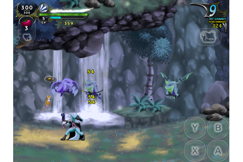 Dust: An Elysian Tail - A great game with a few problems ...