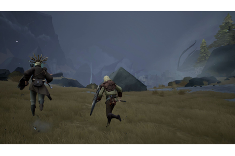 Ashen is a roleplaying game about unknowingly roleplaying ...