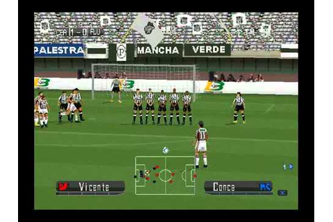 WE2002-FOOTBALL FOREVER PS1 - YouTube