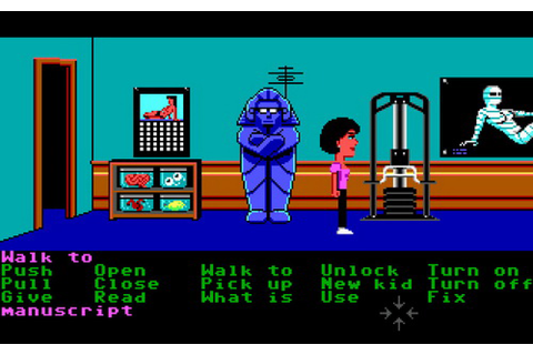 How Can I Play It? Maniac Mansion | Retronauts