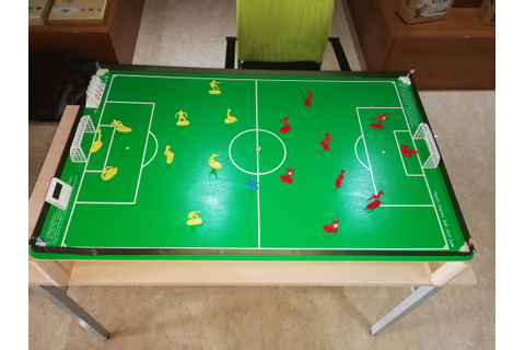 Magnetic Table Soccer – Duplay Game Store