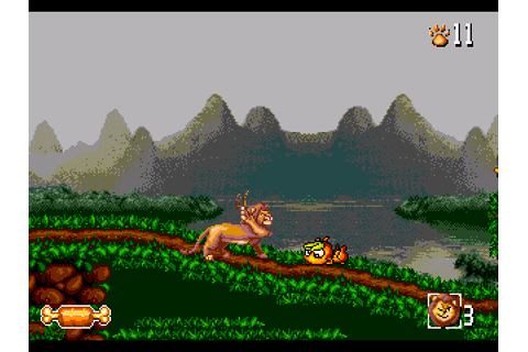 The Lion King 2 by - Mega Drive game