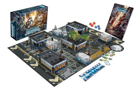 Miniatures Game Review: Infinity » Shut Up & Sit Down