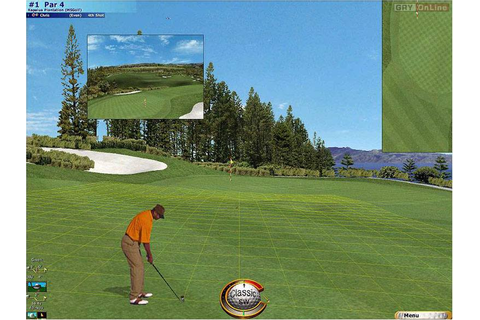 Microsoft Golf 2001 Edition - screenshots gallery ...