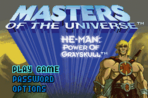 Play Masters of the Universe He-Man - Power of Grayskull ...
