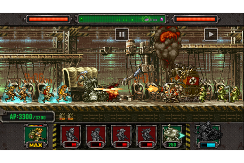 METAL SLUG DEFENSE - Android Apps on Google Play