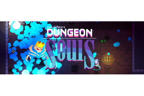 Dungeon Souls by mwaayk