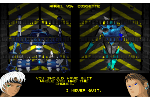 One Must Fall 2097 | Old DOS Games | Download for Free or ...