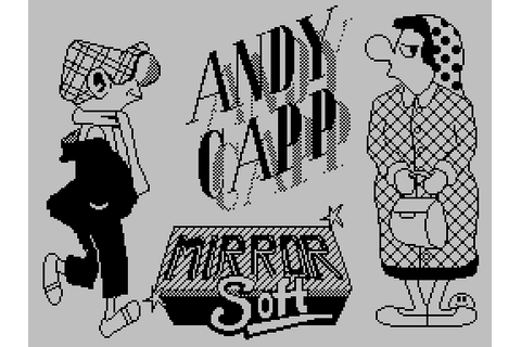 Andy Capp (1987) by Mirrorsoft ZX Spectrum game