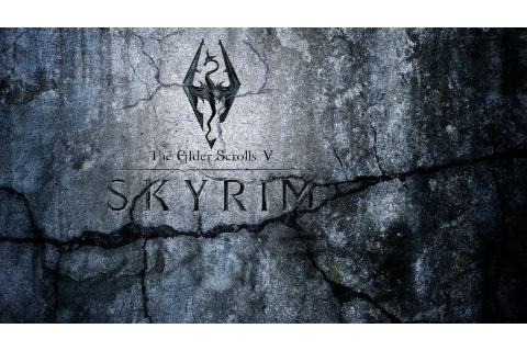 Video games the elder scrolls v: skyrim game wallpaper ...