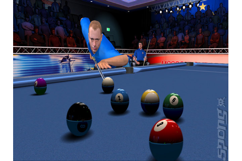 Screens: World Snooker Championship 2007 - PS3 (10 of 23)