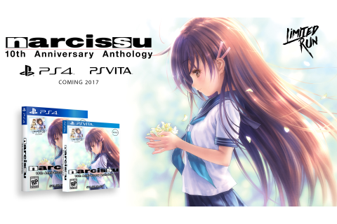 Narcissu 10th Anniversary Anthology coming to PS4, PS Vita ...