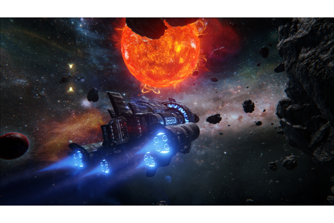 Into The Stars Space Sim Kickstarter Announced, Merges FTL ...