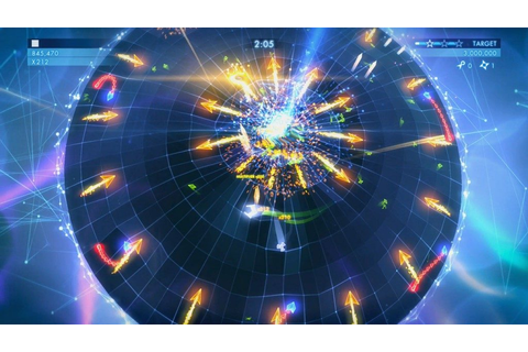 Geometry Wars 3: Dimensions (2014) by Lucid Games PS4 game