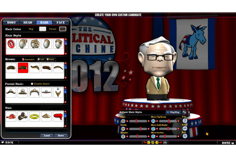 Download THE POLITICAL MACHINE 2012 Pc