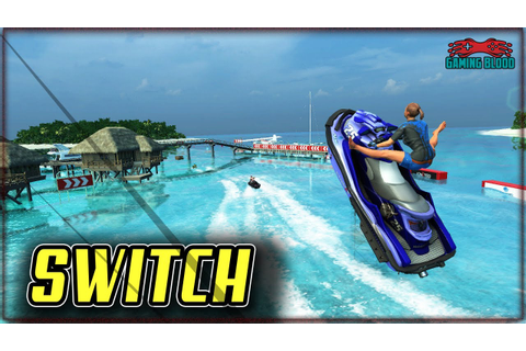 AQUA MOTO RACING UTOPIA Nintendo Switch Upcoming Game ...