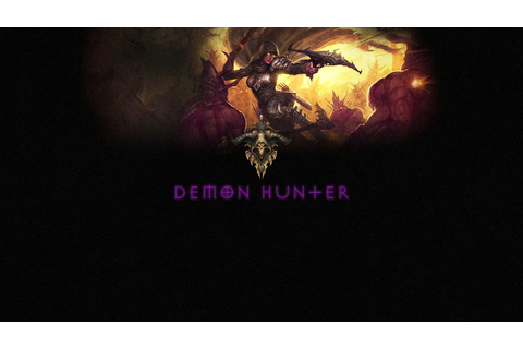 Diablo 3 Demon Hunter Wallpaper - WallpaperSafari