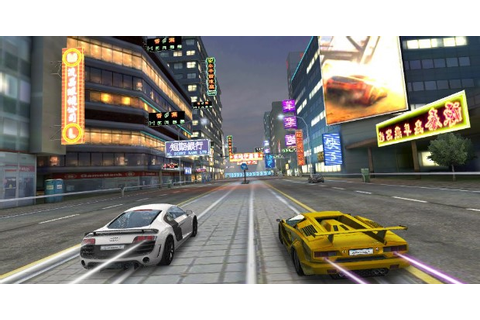 Game Review: Asphalt Injection (PS Vita) - Vita Player ...