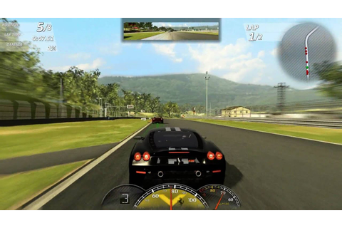 Ferrari Virtual Race - Free Racing Game - YouTube